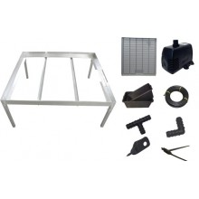 Kit Riego Completo 1m2