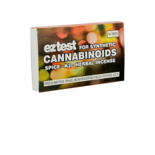 EZ test synthetic cannabinoids Kit 10 pack
