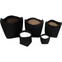 Tex pot Negra 3 L x 10u