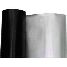 Plástico Reflectante Diamond + negro 30 metros